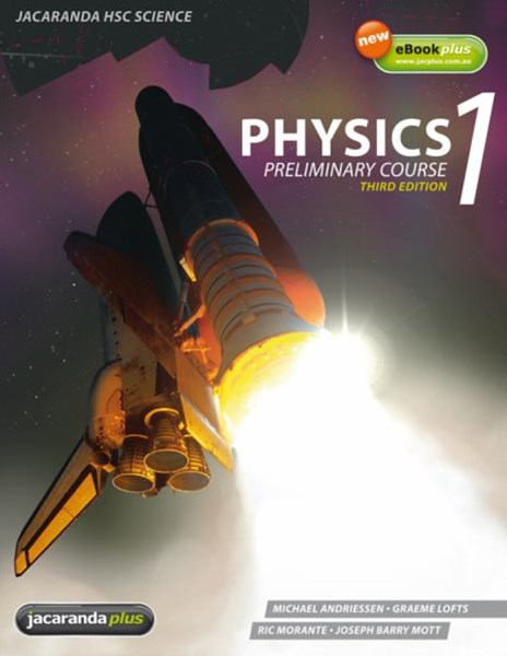 Physics 1 Preliminary Course 3E & eBookPLUS