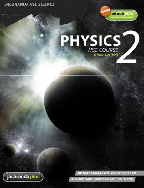 Physics 2 HSC Course 3E & eBookPLUS