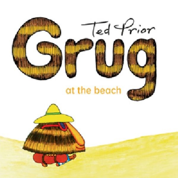 Grug at the Beach