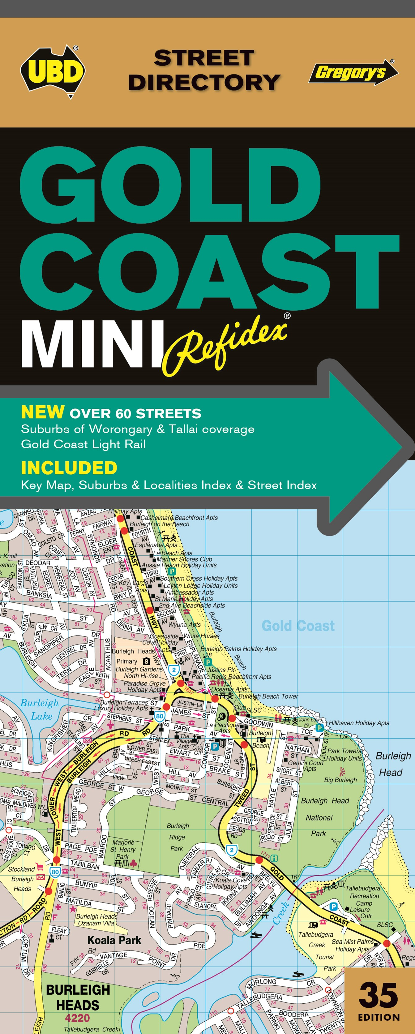 Gold Coast Mini Refidex 35th