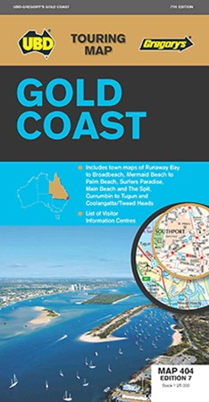 Gold Coast Map 404 7th