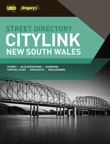 NSW CityLink Street Directory 27th
