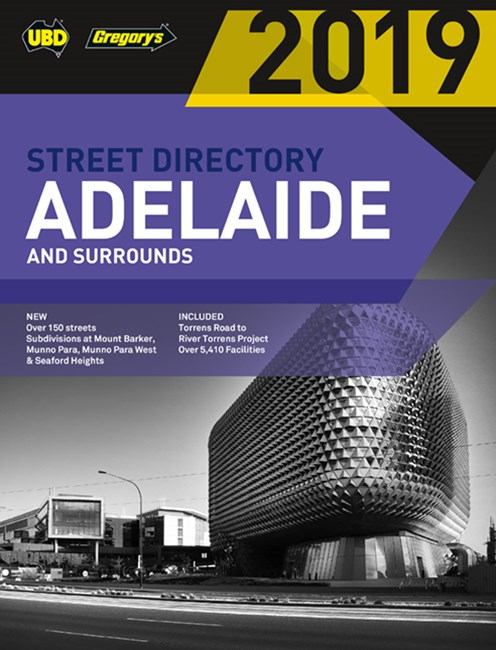 Adelaide Street Directory 2019 57th