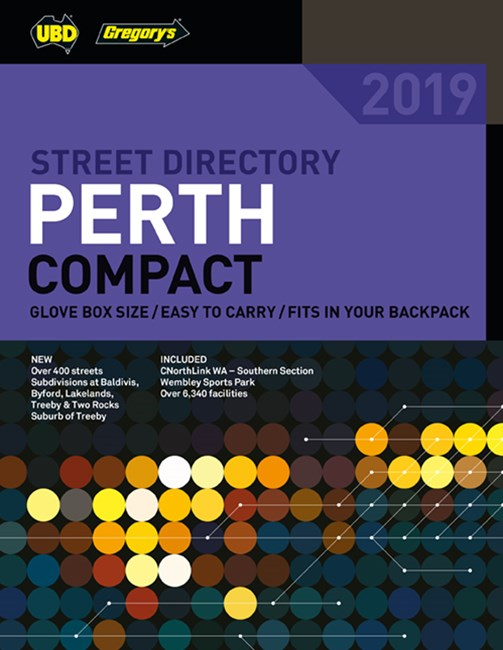 Perth Street Directory 2019 61st