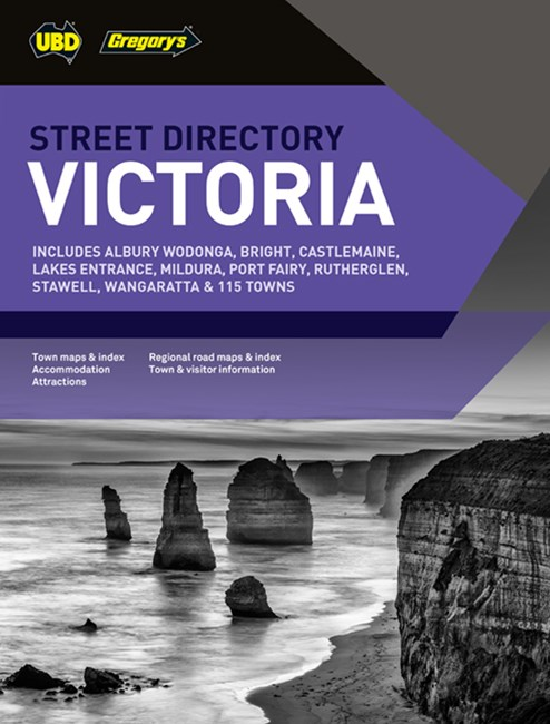 Victoria Street Directory 19th