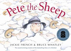 Pete the Sheep Board Book