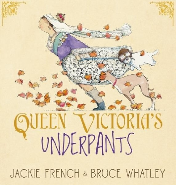 Queen Victoria's Underpants