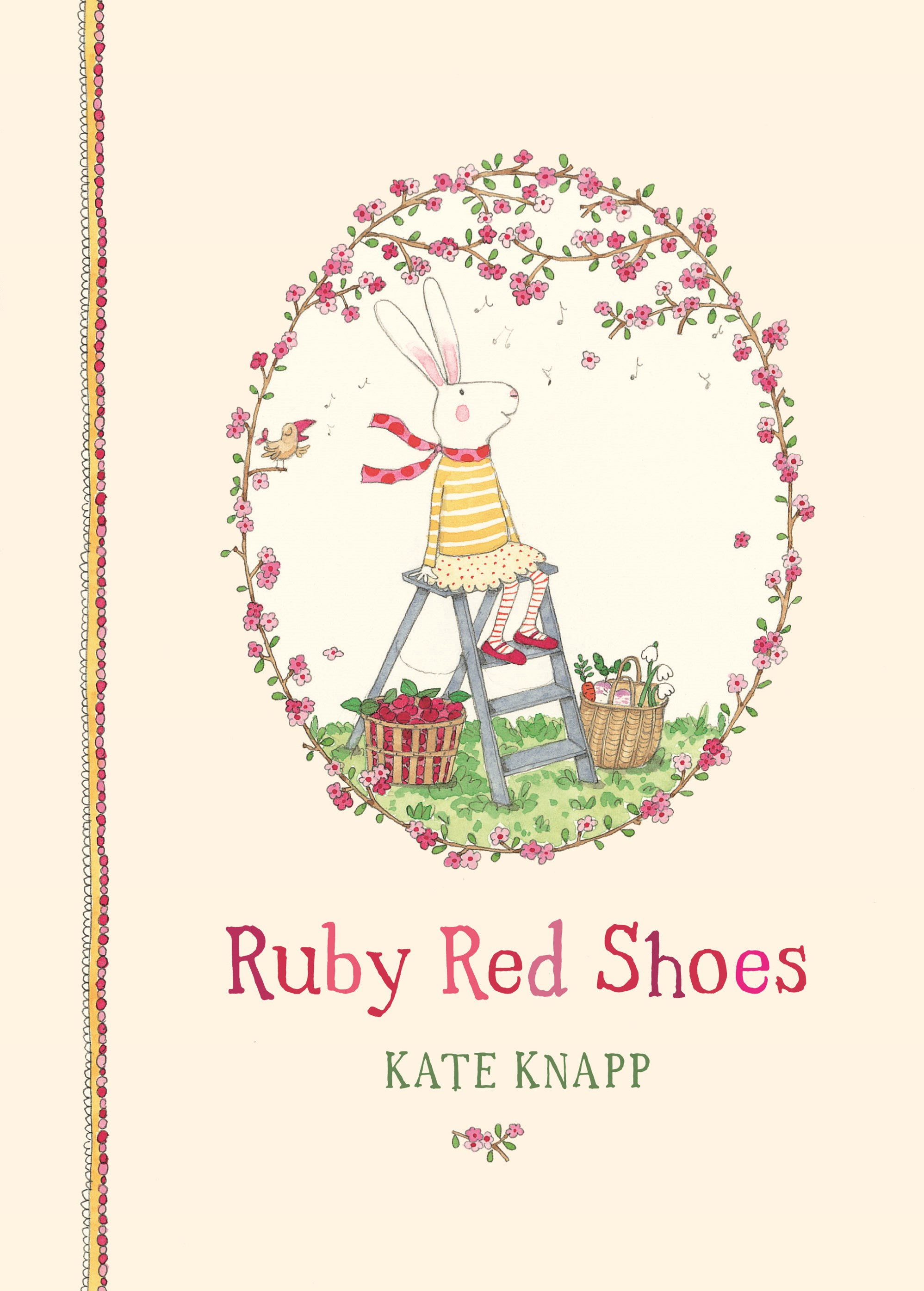 Ruby Red Shoes (Ruby Red Shoes, Book 1)