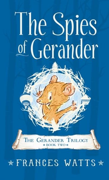 The Spies of Gerander: Gerander Trilogy Book 2