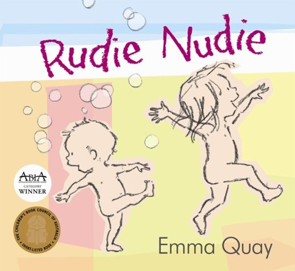 Rudie Nudie - Board Book Edition