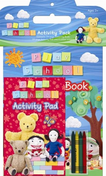 Play School Activity Pack