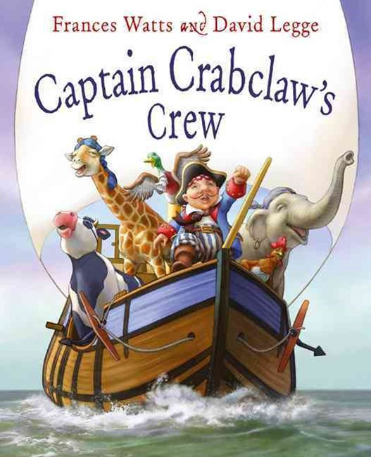 Captain Crabclaw's Crew Big Book