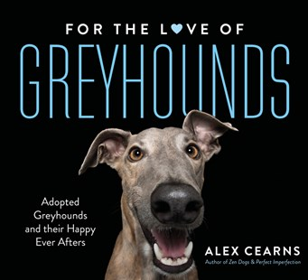 For The Love Of Greyhounds: Adopted Greyhounds and their Happy Ever Afters by Alex Cearns (9780733339240) - HardCover - Art & Architecture Photography - Pictorial
