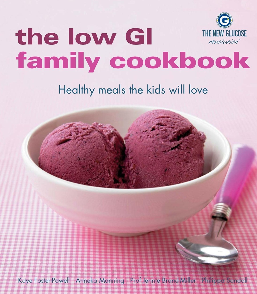 NGR Low GI Family Cookbook