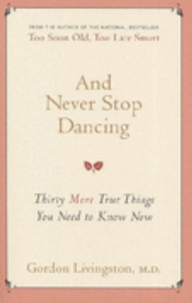 And Never Stop Dancing