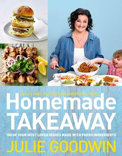 Homemade Takeaway by Julie Goodwin (9780733632136) - PaperBack - Cooking Cooking Reference