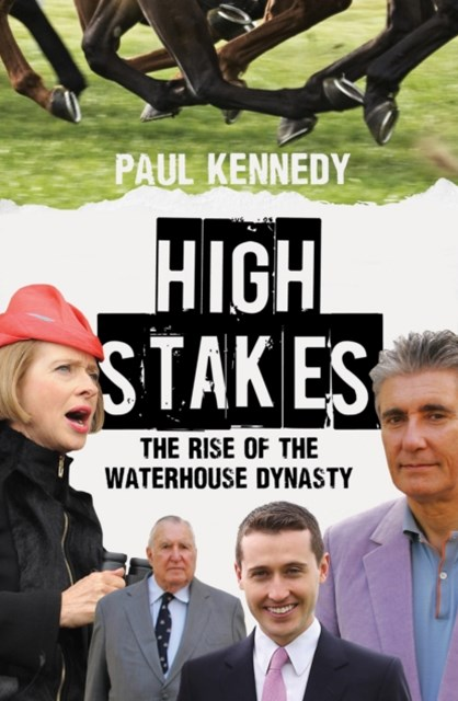 (ebook) High Stakes