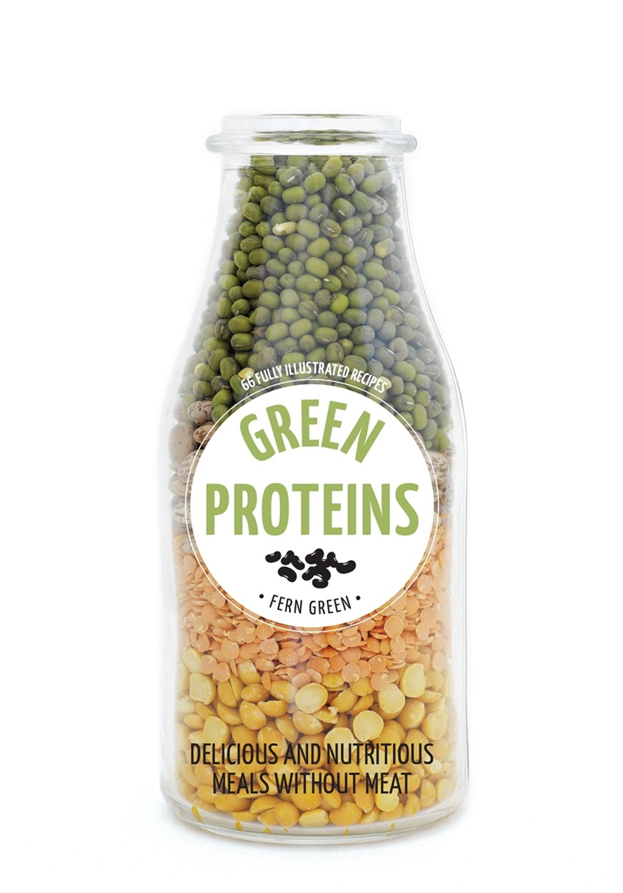 Hachette Healthy Living: Green Proteins