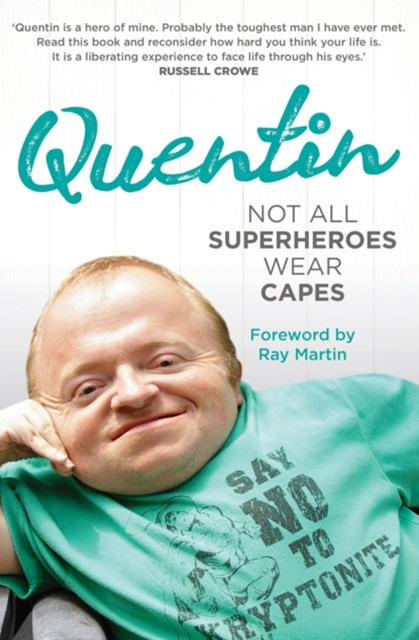 (ebook) Not All Superheroes Wear Capes