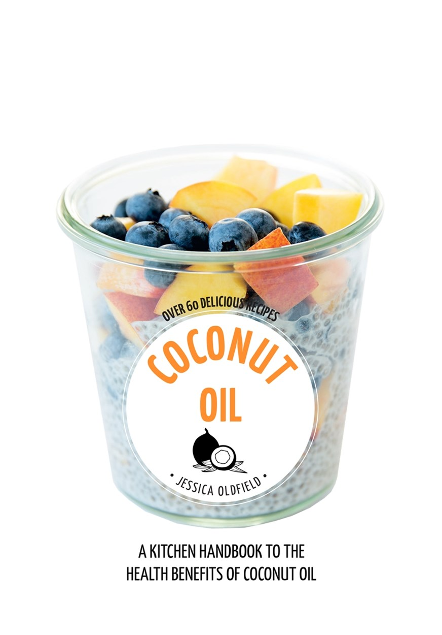 Hachette Healthy Living: Coconut Oil