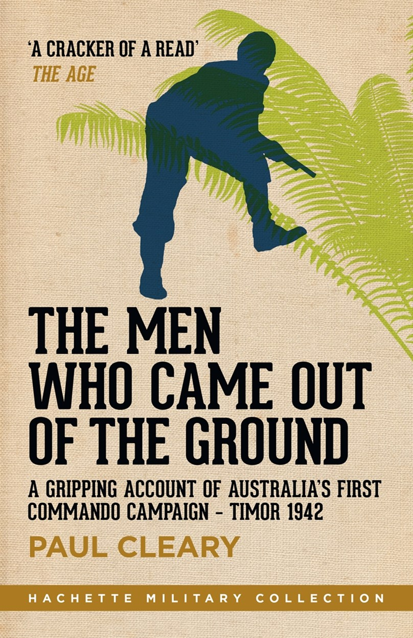 The Men Who Came Out of the Ground