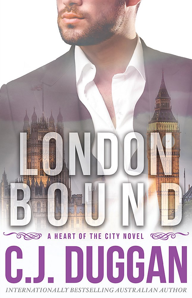 London Bound: A Heart of the City romance Book 3
