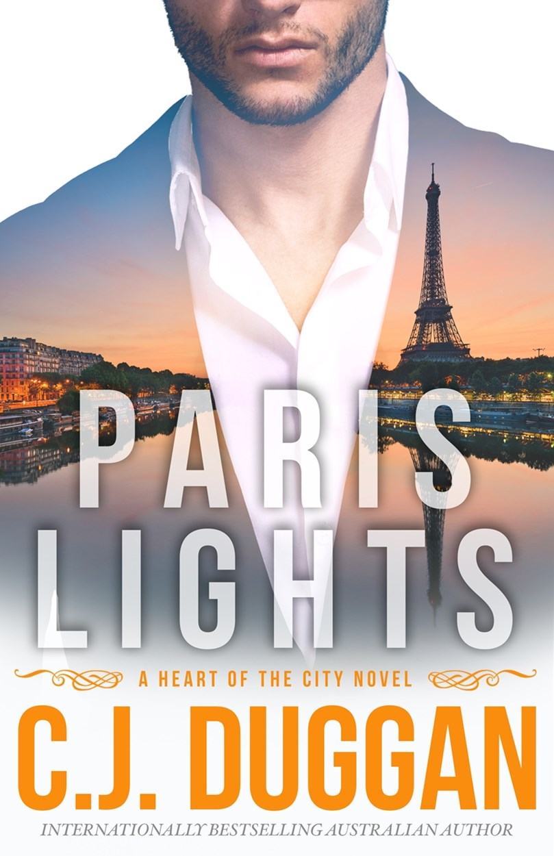 Paris Lights: A Heart of the City romance Book 1