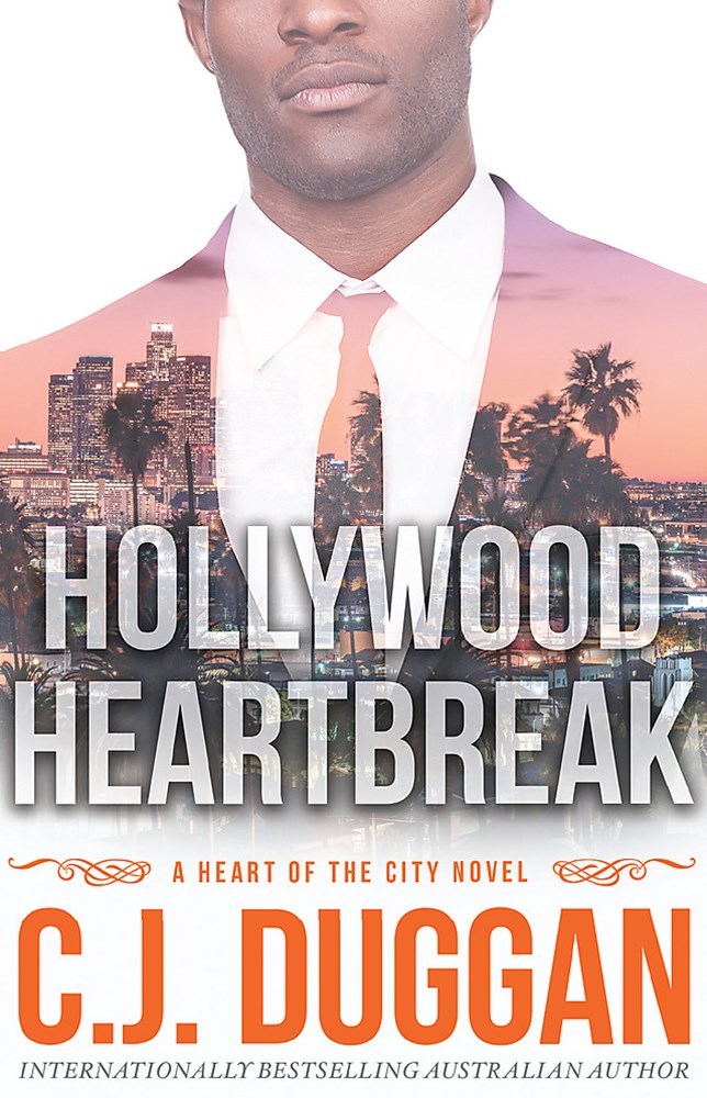 Hollywood Heartbreak: A Heart of the City romance Book 5