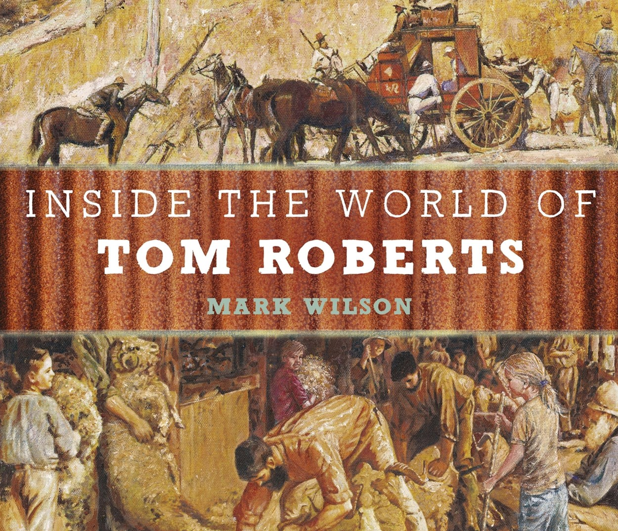 Inside the World of Tom Roberts: A Ben and Gracie Art Adventure