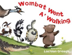 Wombat Went A
