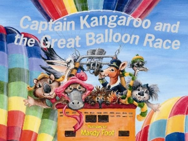 Captain Kangaroo and the Great Balloon Race