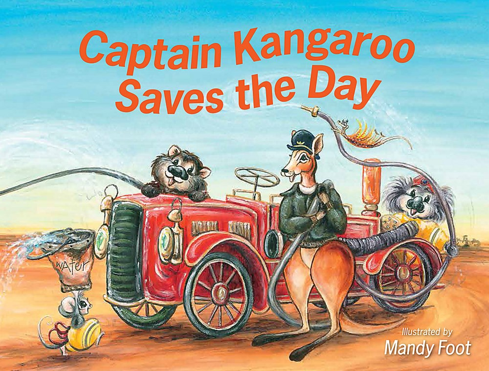 Captain Kangaroo Saves the Day