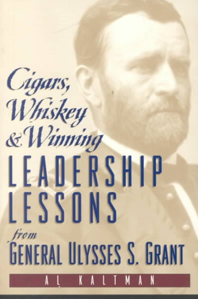 Cigars Whiskey Winning: Leadership Lesson