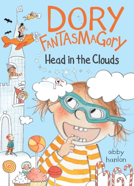 (ebook) Dory Fantasmagory: Head in the Clouds