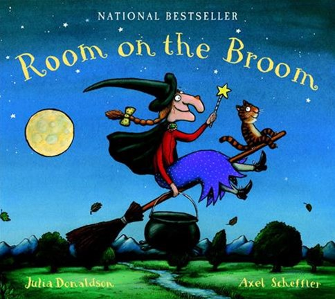 Room on the Broom Lap
