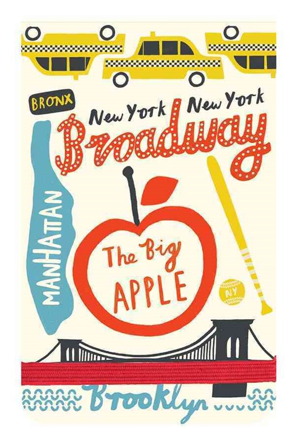 The Big Apple Mini Journal