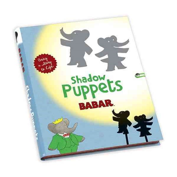 Babar Shadow Puppets