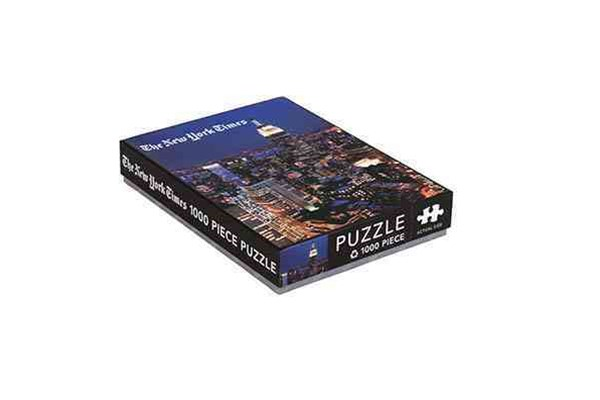New York Times 1000 PC Puzzle