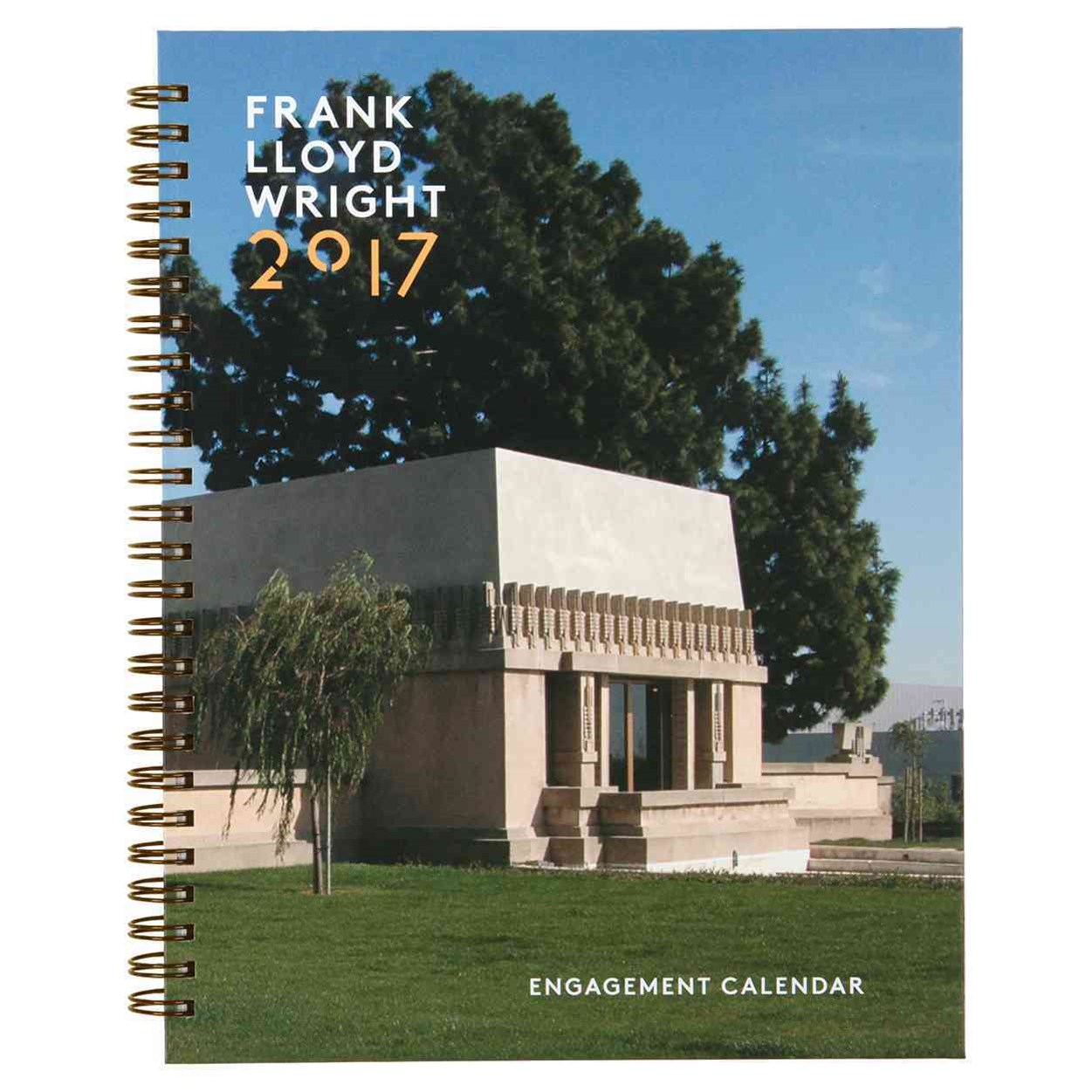 Frank Lloyd Wright 2017 Engagement Calendar