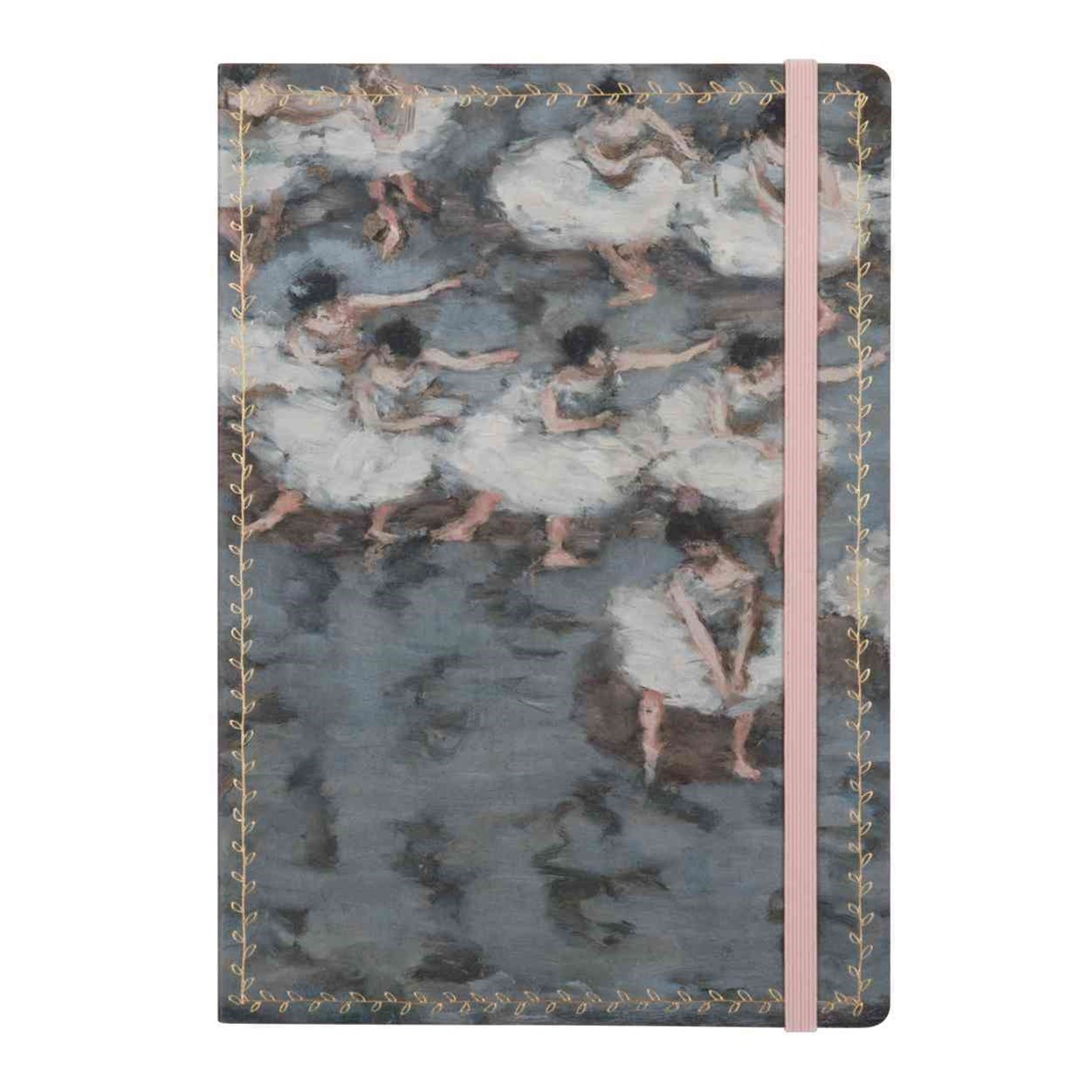 Bonnard Gilded Journal