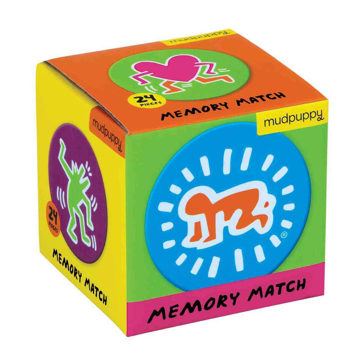 Keith Haring Mini Memory Match Game