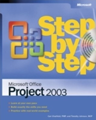 (ebook) Microsoft(R) Office Project 2003 Step by Step