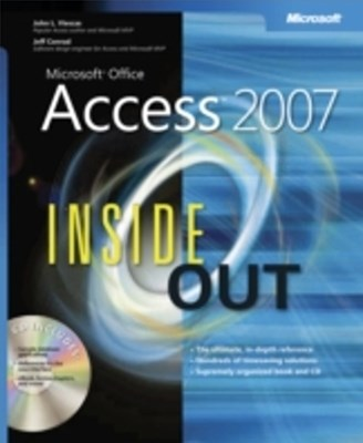 (ebook) Microsoft Office Access 2007 Inside Out
