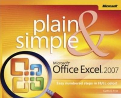 (ebook) Microsoft(R) Office Excel(R) 2007 Plain & Simple