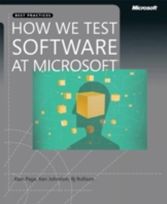 (ebook) How We Test Software at Microsoft