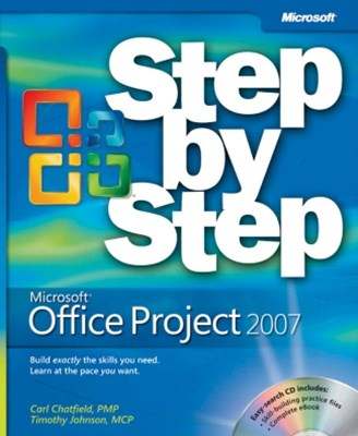 (ebook) Microsoft® Office Project 2007 Step By Step