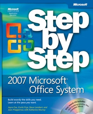(ebook) 2007 Microsoft® Office System Step by Step