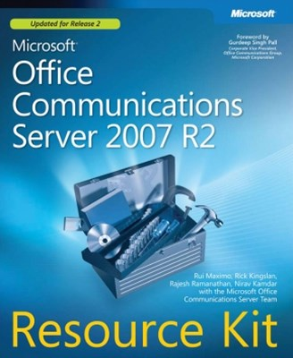 (ebook) Microsoft® Office Communications Server 2007 R2 Resource Kit