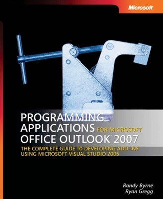 (ebook) Programming Applications for Microsoft® Office Outlook® 2007