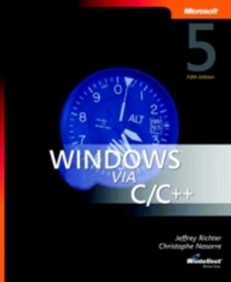(ebook) Windows via C/C++
